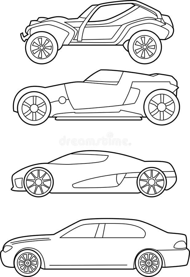 Beste Zeichnungen Von Schnellen Autos Bilder - Elektrische ...