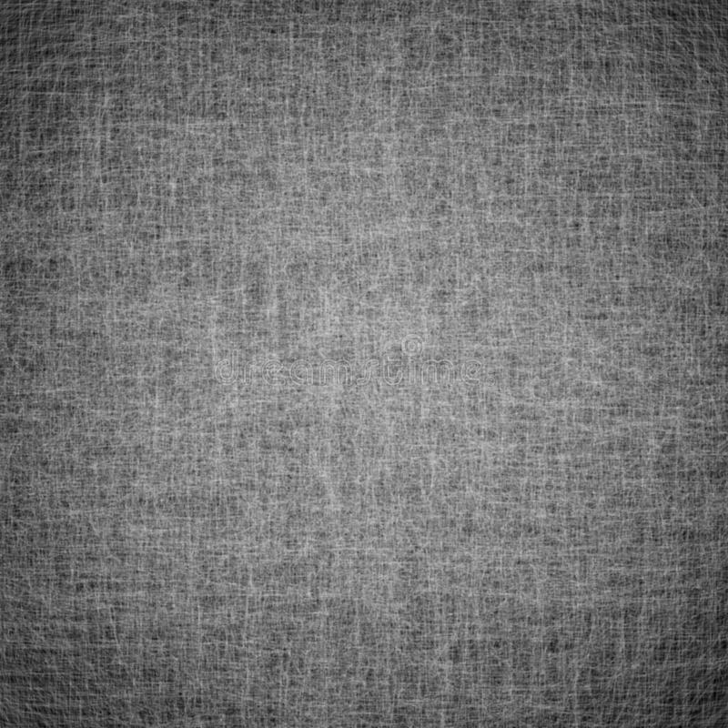 Einfache abstrakte Hintergrundvektorbeschaffenheit Chaotische Linien auf grauer Oberfläche vektor abbildung