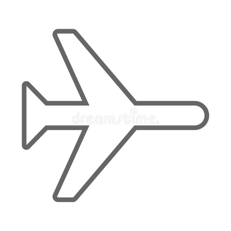 einfache Ikone für flachen weißen Hintergrund vektor abbildung