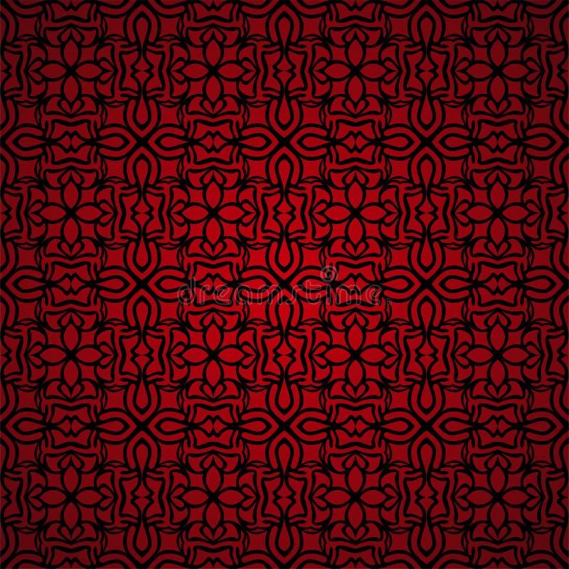 Einfache nahtlose rote tapete lizenzfreie stockbilder for Rote tapete