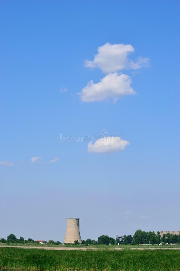 Einfache Wolken lizenzfreie stockfotografie