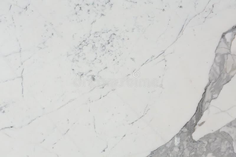 Einfacher weißer Marmorhintergrund mit sauberer Oberfläche lizenzfreies stockbild