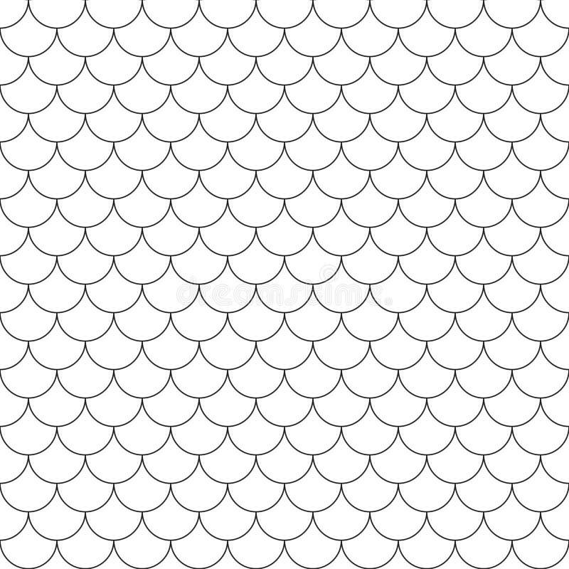 fischschuppen download einfaches nahtloses muster der vektor abbildung illustration von wiederholung abschlua 70332674 fischschuppenkrankheit golden retriever
