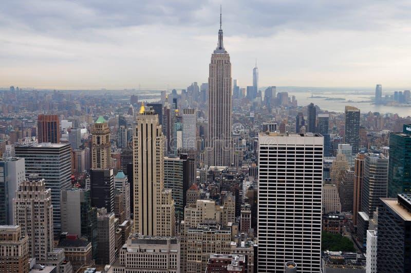 Einfaches New York stockbild