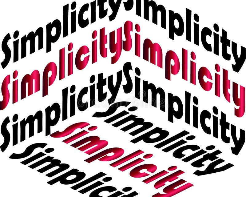 Einfachheitsaufschrift Inspirierend Zitat, Motivation Typografie für T-Shirt, Einladung, Grußkarten-Sweatshirtdrucken und lizenzfreie abbildung