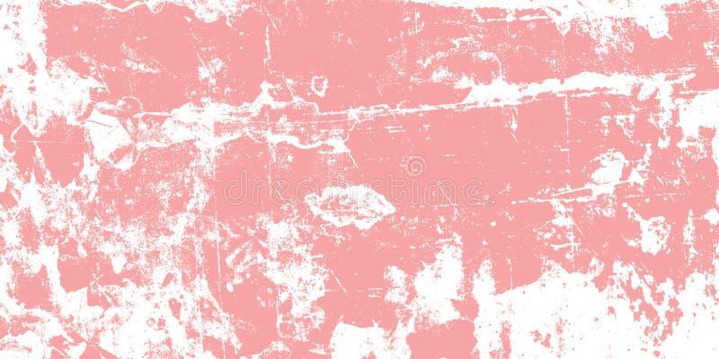 Einfarbige abstrakte Beschaffenheit Hintergrund von Sprüngen, Verschleiß, Chips, Flecke, Tintenstellen lizenzfreies stockfoto
