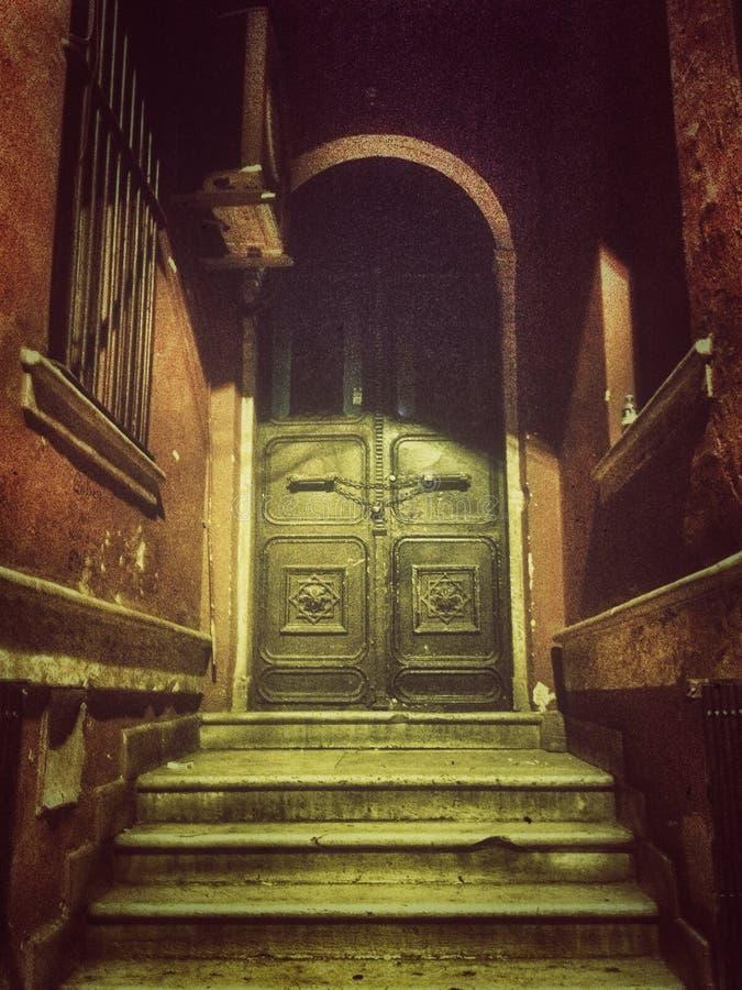 Eingang in Istanbul stockbild