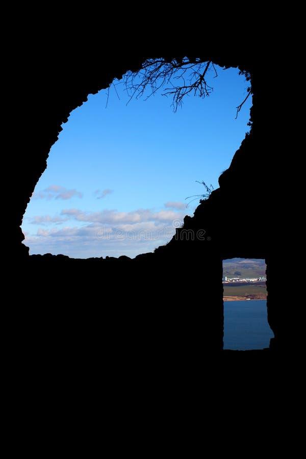 Eingang zum Paradies stockbilder