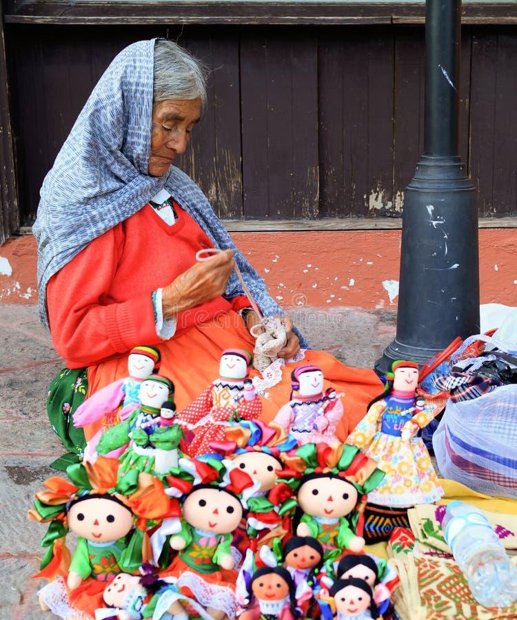 Lokale mexikanische Frauen
