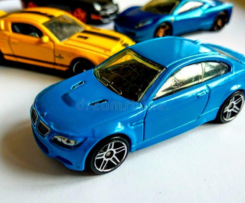 Einige Autos stockbilder