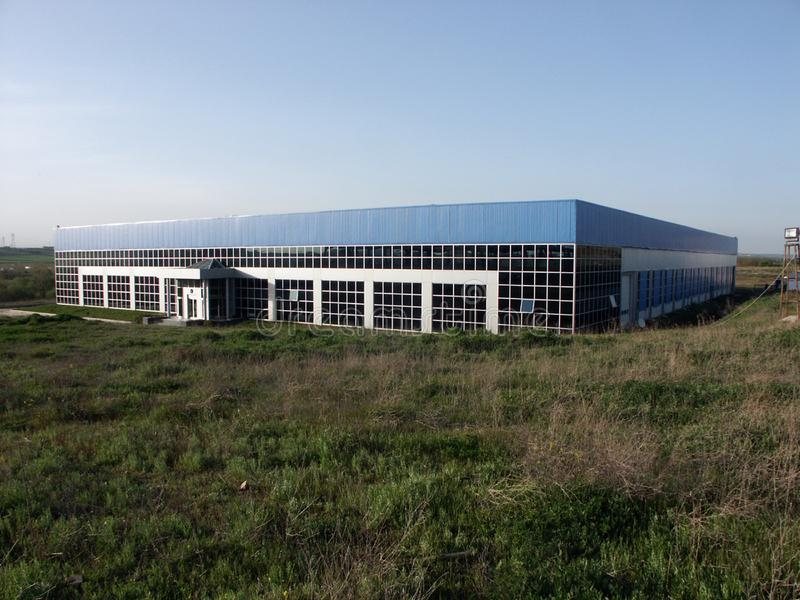 Einige Gebäude von den verschiedenen Regionen von Türkei-, Sozialwohnungs- und Industriebautenproben stockfotografie