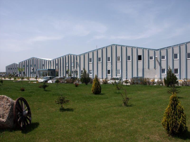 Einige Gebäude von den verschiedenen Regionen von Türkei-, Sozialwohnungs- und Industriebautenproben lizenzfreie stockbilder