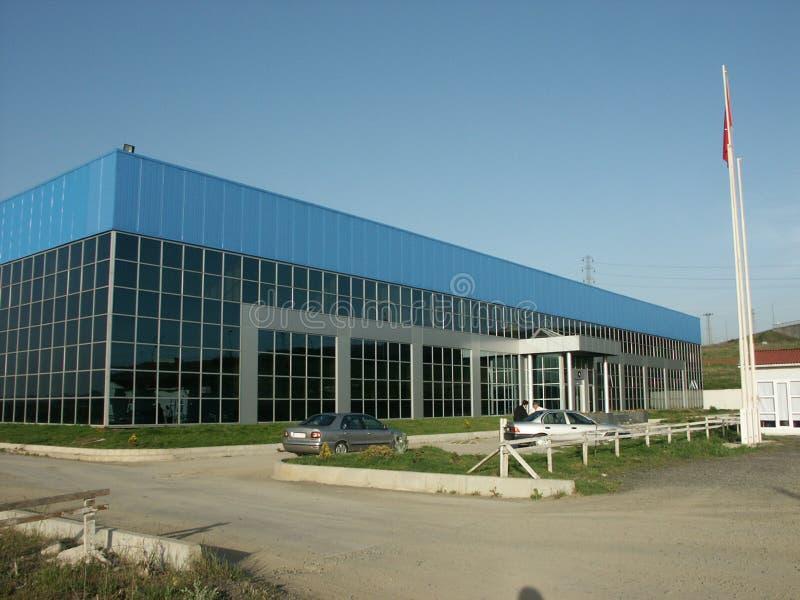 Einige Gebäude von den verschiedenen Regionen von Türkei-, Sozialwohnungs- und Industriebautenproben lizenzfreie stockfotos