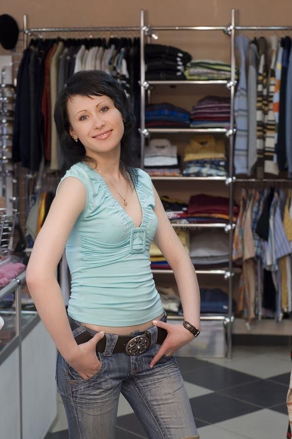 Einkaufen #2 lizenzfreies stockbild