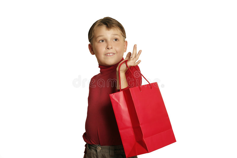 Download Einkaufen stockbild. Bild von dekoration, weihnachten, kaufen - 46017