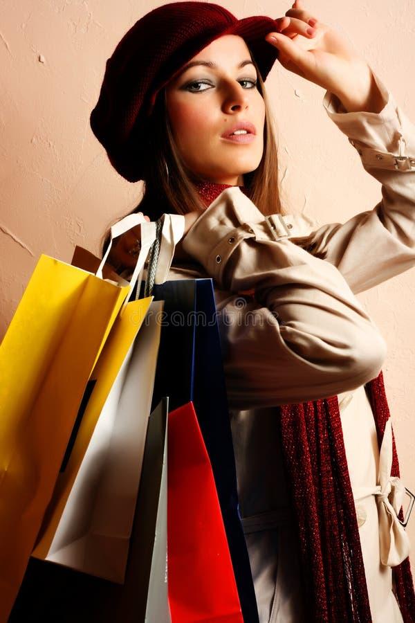 Einkaufen! lizenzfreie stockfotografie