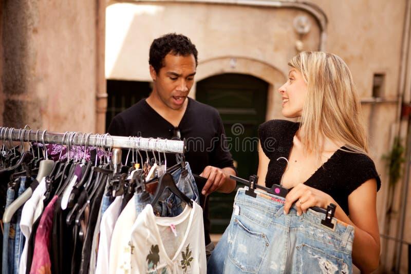 Einkaufen-Etat stockfotos