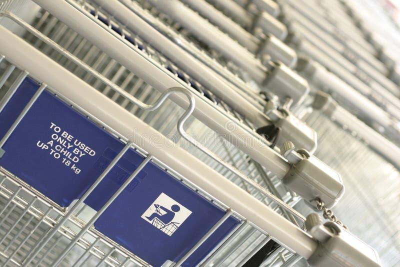 Einkaufen-Tag Stockfotografie