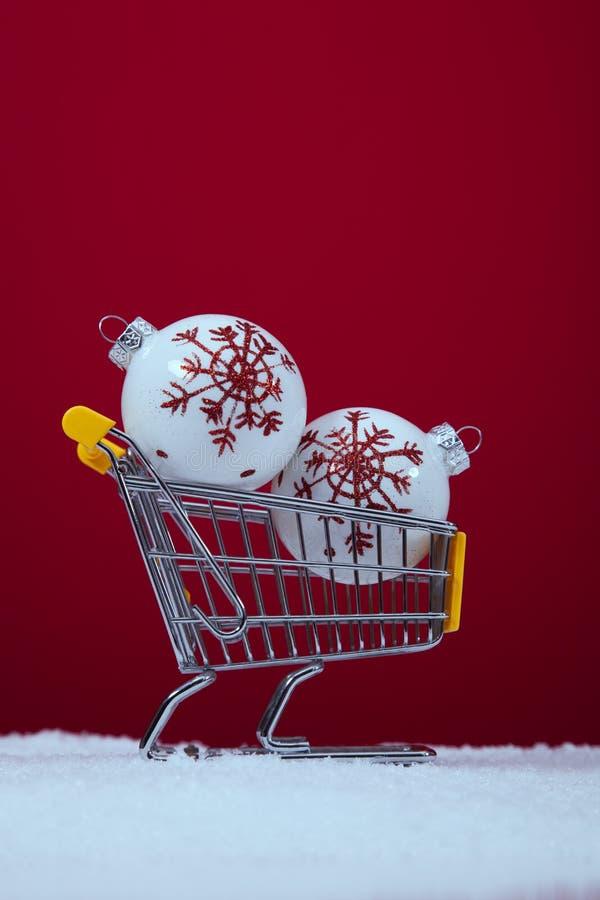 Einkaufsjahreszeit lizenzfreie stockfotos