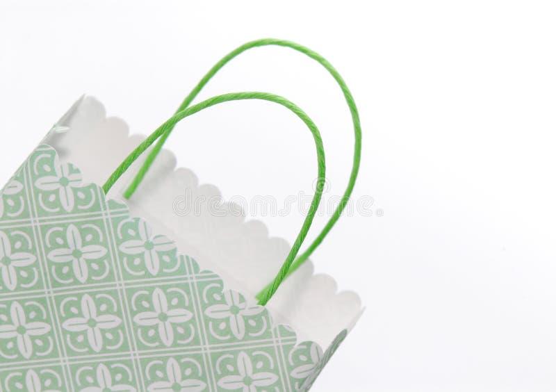 Einkaufstasche lizenzfreie stockfotos