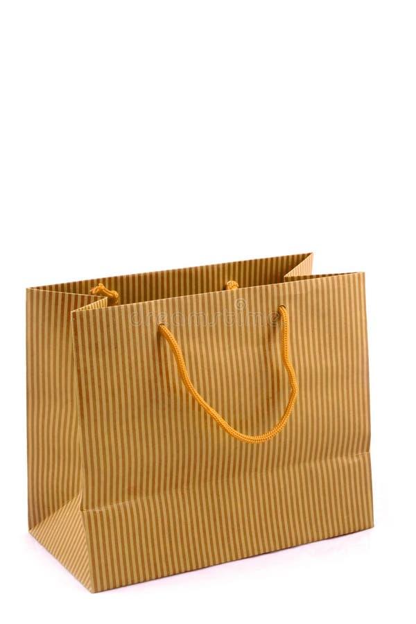 Download Einkaufstasche stockbild. Bild von paket, groß, papier - 861625