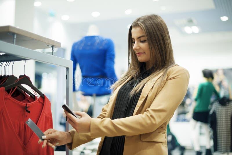 Einkaufszeit stockfotos