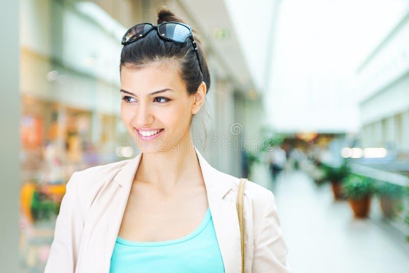 Einkaufszeit lizenzfreie stockbilder