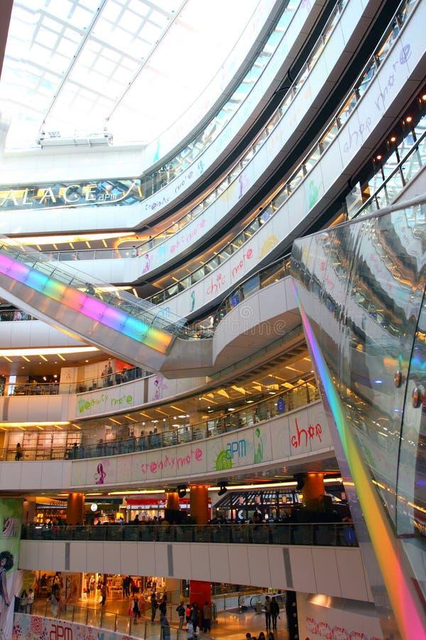Einkaufszentrum lizenzfreie stockfotografie