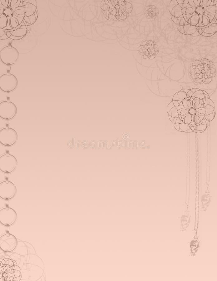Einklebebuch Seite-Antike Grunge vektor abbildung