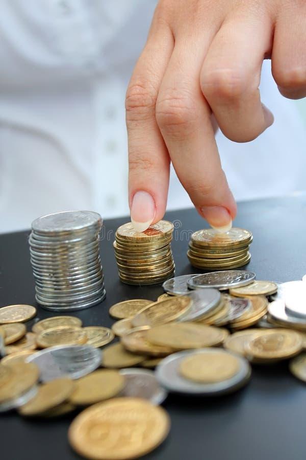 Einkommen lizenzfreie stockfotografie