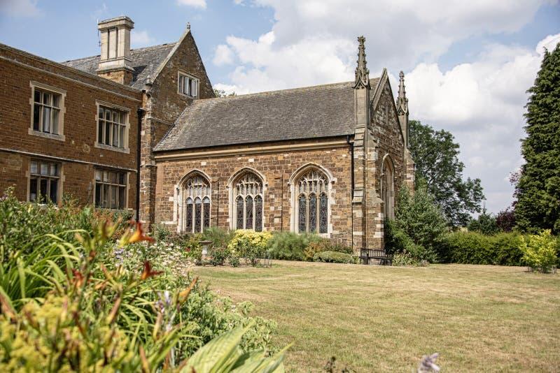 Einmal Haus zur Cromwell-Familie und jetzt zu einem christlichen Rückzug Lau stockbilder
