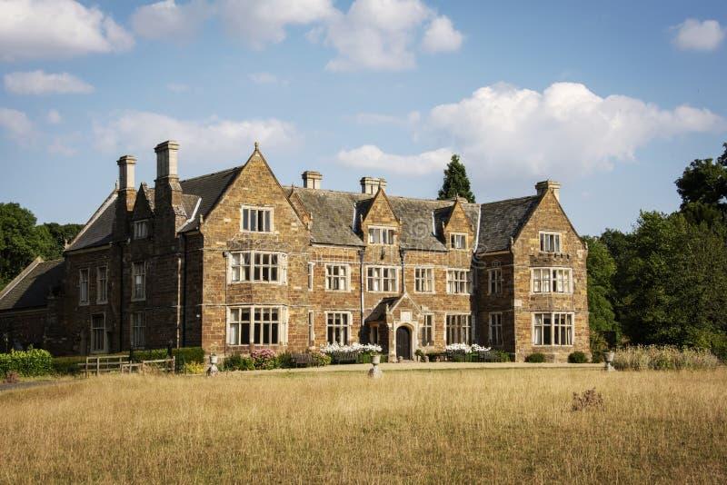 Einmal Haus zur Cromwell-Familie und jetzt zu einem christlichen Rückzug Lau lizenzfreies stockfoto