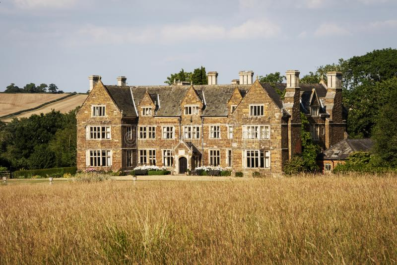 Einmal Haus zur Cromwell-Familie und jetzt zu einem christlichen Rückzug Lau stockfoto