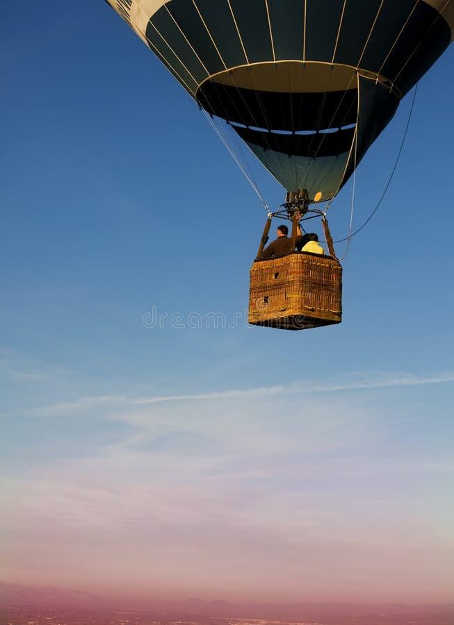 Einsamer Ballon stockfotos