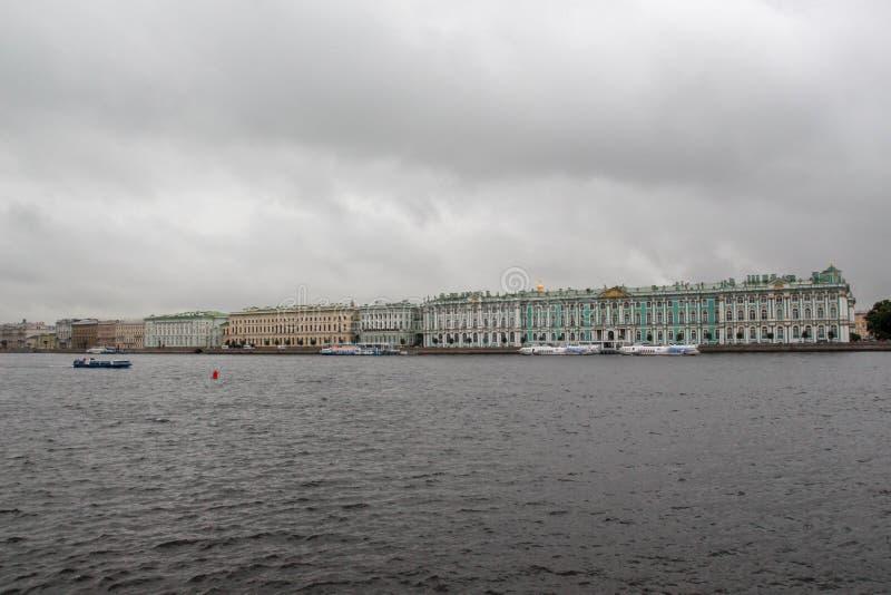 Einsiedlerei St Petersburg, Russland stockfoto