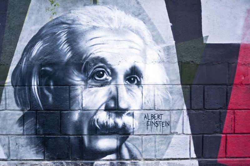Einstein στοκ φωτογραφίες