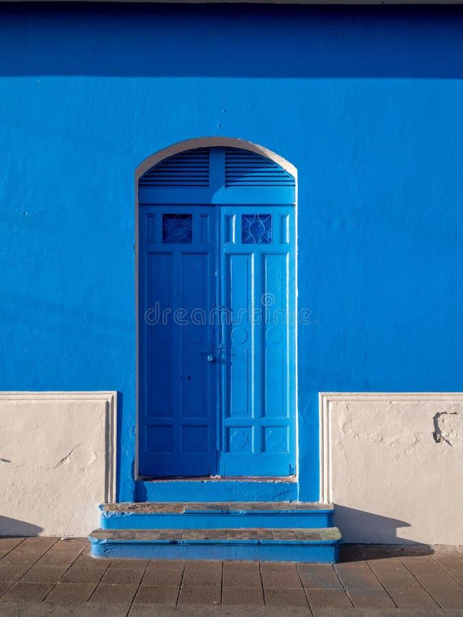 Einstiegstür in Granada stockbilder