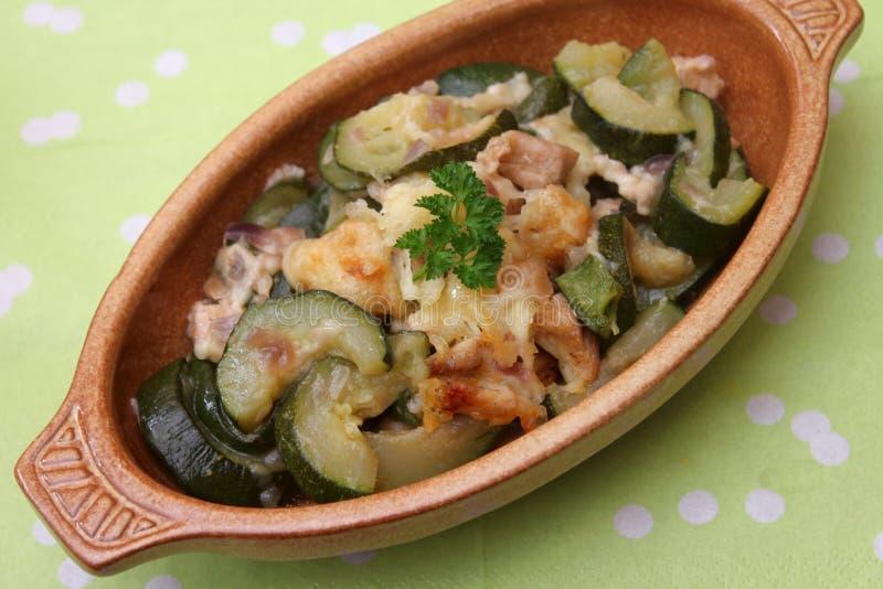 Download Eintopfgericht Der Zucchini Stockfoto - Bild von zucchini, eintopfgericht: 90228546