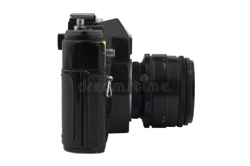Einzeln-Objektiv Reflexkamera lizenzfreie stockfotografie