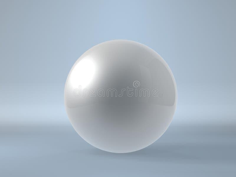 Einzelne Perle