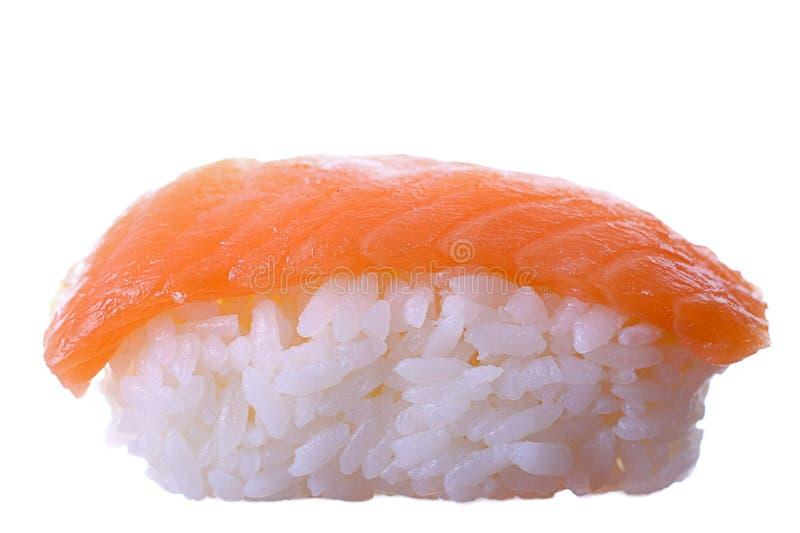 Einzelne Sushi stockfoto