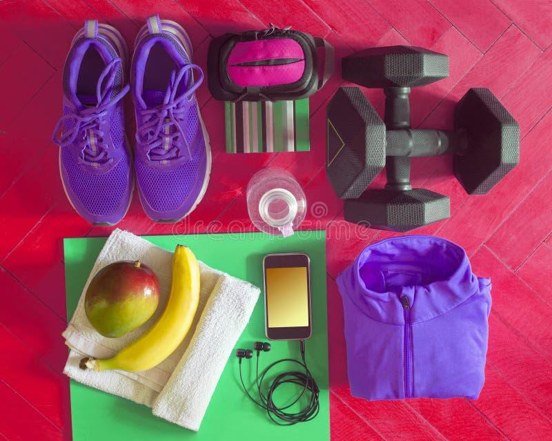 Einzelteile für Training oder Übung stockfotografie