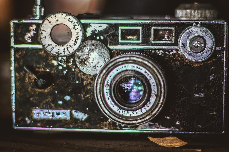 Einzigartige Entdeckungen lizenzfreie stockfotografie