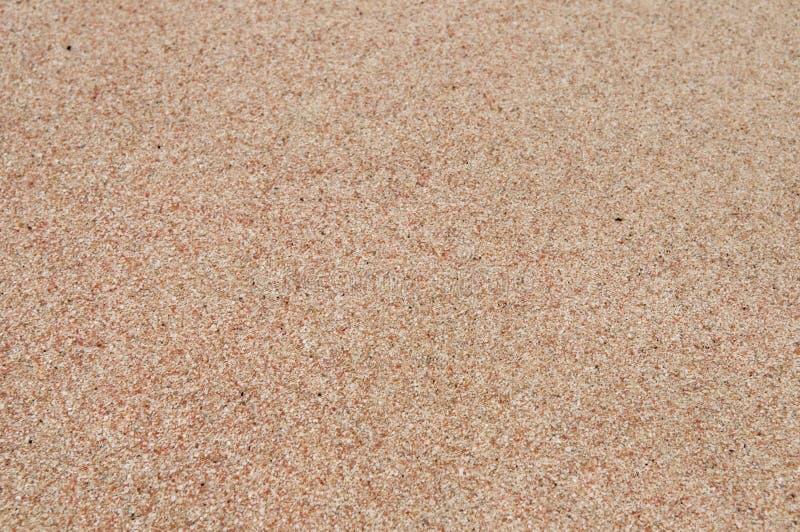Einzigartiger rosa Sand von Elafonisi-Strand lizenzfreie stockbilder