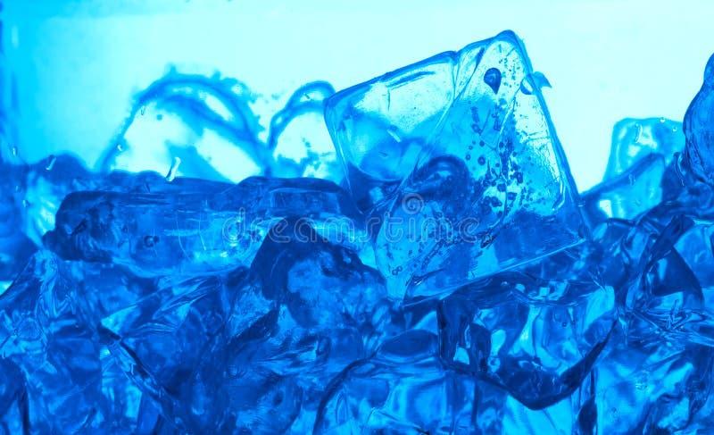 Eis stockfoto