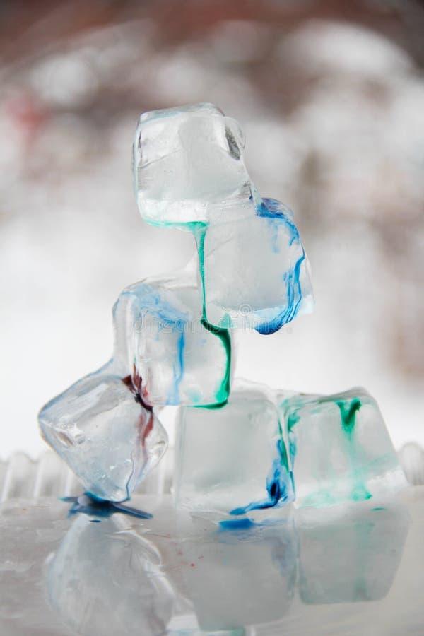 Eis lizenzfreies stockbild