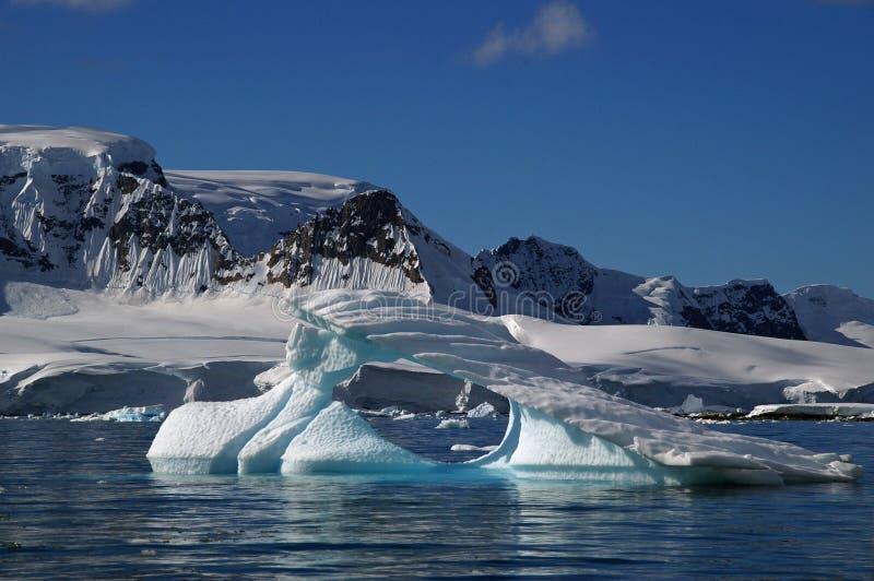 Eis Berg Antarktik lizenzfreies stockbild