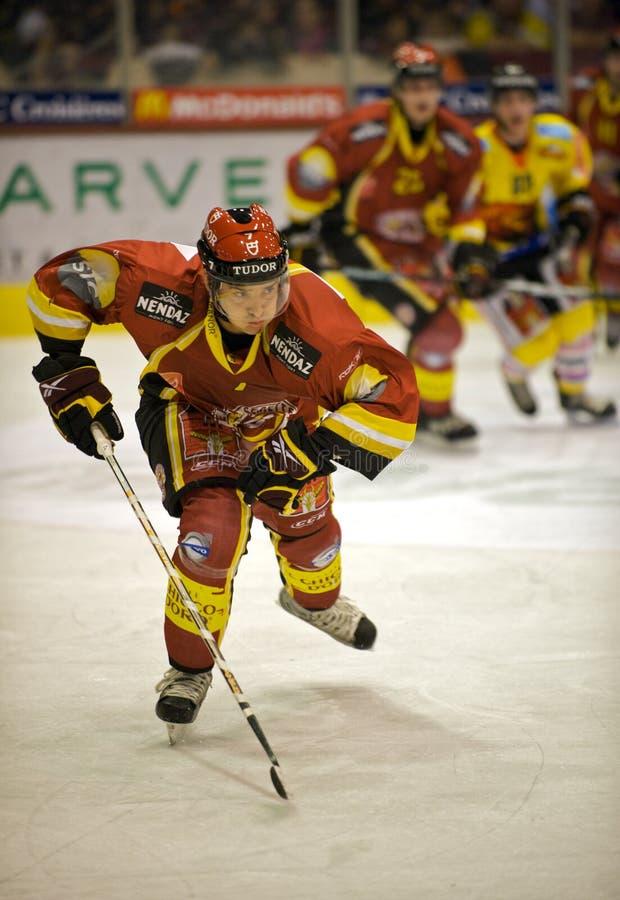 Eis-Hockey stockfotos
