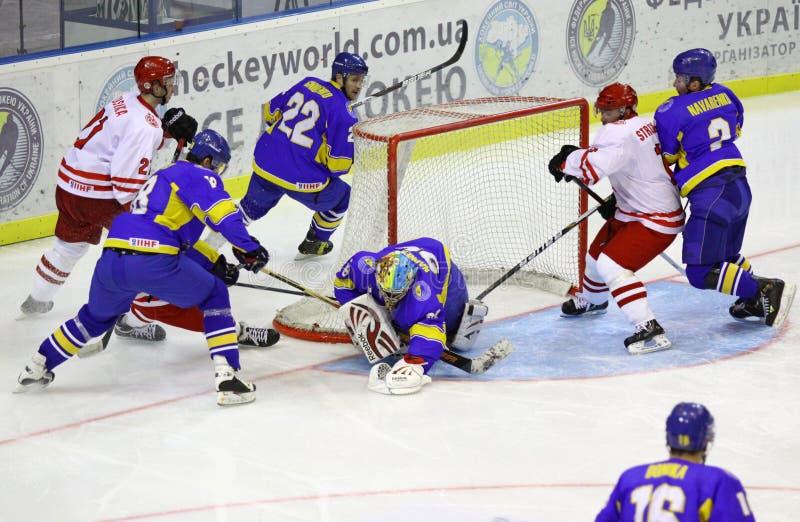 Hockey Spiel