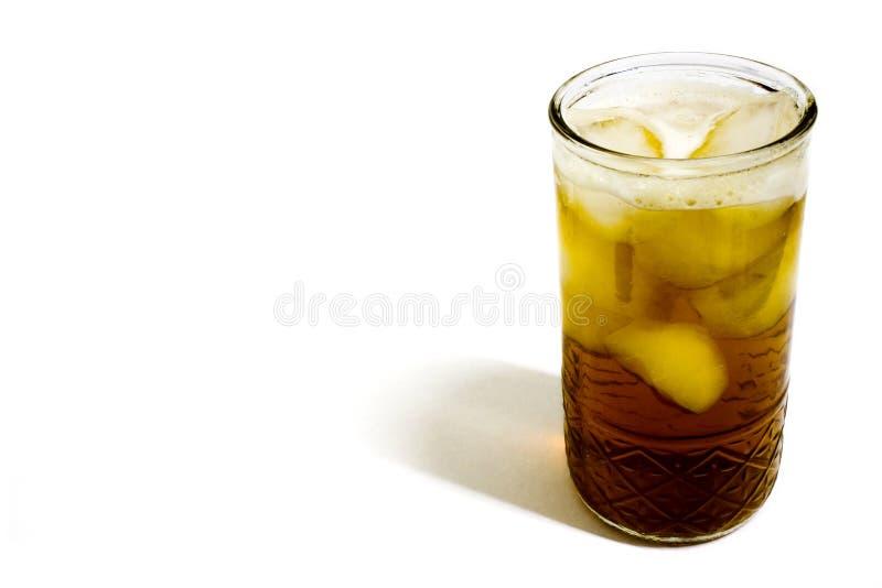 Eis-Tee stockfoto